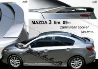 Zadní spoiler křídlo zadní Mazda 3 lim. 2009r =>