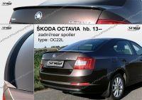 Zadní spoiler křídlo zadní ŠKODA Octavia III 2013r =>