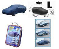 Zobrazit detail - Autoplachta L 482x177x121 cm Nylon plachta na celé auto