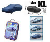 Zobrazit detail - Autoplachta XL 510x178x119 cm na celé auto NYLON modrá
