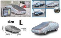 Zobrazit detail - Autoplachta L 480×177×119 cm plachta proti kroupám