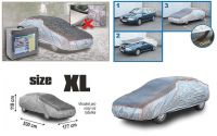 Zobrazit detail - Autoplachta XL 530×177×119 cm Ochranná plachta proti kroupám