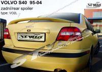 Zadní spoiler křídlo zadní pro VOLVO S40 95-2004r