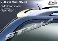 Zadní spoiler křídlo pro VOLVO V40 95-2004r