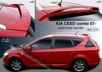 Zadní spoiler křídlo horní pro KIA Ceed combi 2007r =>