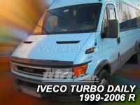 Lišta přední kapoty přesná Iveco Turbo Daily 99-2006r