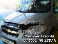 Lišta přední kapoty přesná CHEVROLET Lacetti Aveo II 4dv., 2006 sedan