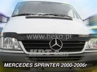Lišta přední kapoty přesná MERCEDES Sprinter 00-2006r