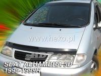 Lišta přední kapoty přesná SEAT Alhambra 5dv. 95-2000r