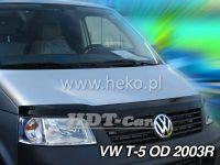 Lišta přední kapoty přesně pro VW T5 2dv. 2003r