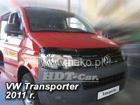 Lišta přední kapoty přesná VW T5 Caravelle face lift 2010r =>