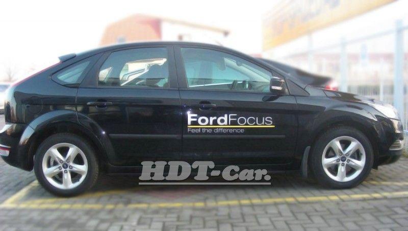 Ochranné lišty bočních dveří FORD Focus htb, combi 5dv., 2008r