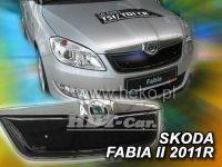 Zimní clona ŠKODA  Fabia II 5dv, od 7.2010r =>