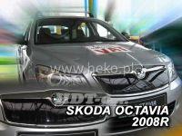 Zimní clona ŠKODA Octavie II 2007-2013r horní