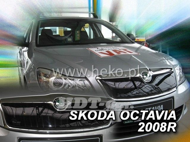 Zimní clona masky chladiče ŠKODA Octavia II 2007-2013r