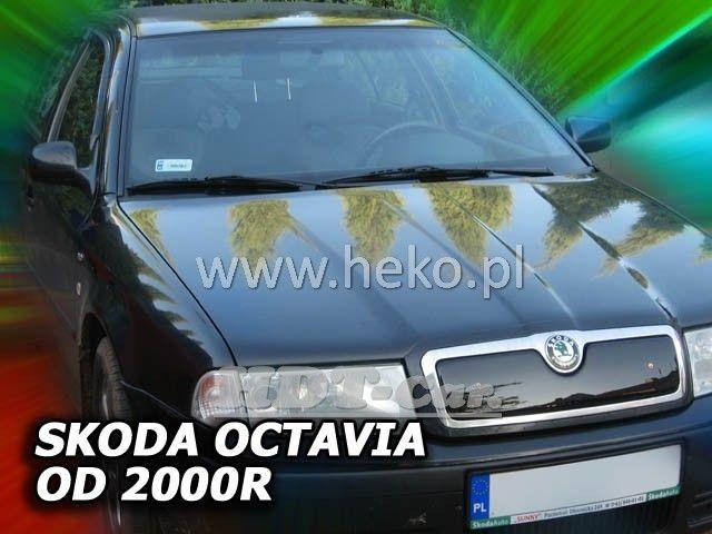 Zimní clona masky chladiče ŠKODA Octavia od roku 6.2000r