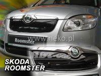 Zimní clona Škoda Roomster Zimní clona ŠKODA  Roomster / Fabia II do 2010 horní
