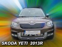 Zimní clona Škoda Yeti 5D 2013=> facelift