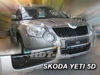 Zimní clona Škoda Yety 5D 2009=> (dolní)