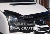 Lišta přední kapoty přesná PLK Ford Transit Custom 2012r =>