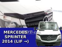 Lišta přední kapoty přesná Mercedes Sprinter 2014r =>