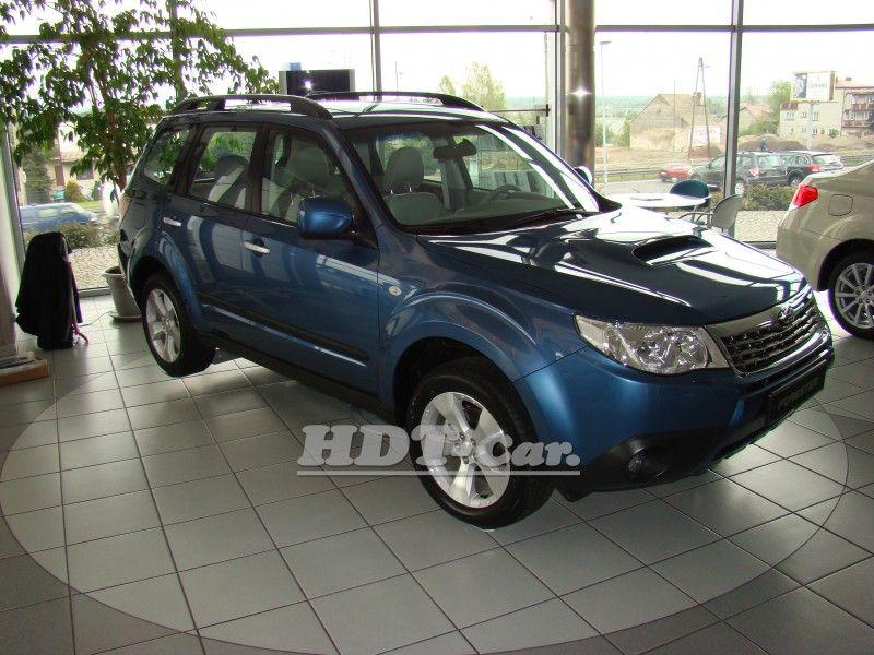 Ochranné lišty bočních dveří Subaru Forester 2013r =>