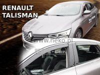 Ofuky oken Renault Talisman 4D 2016r =>, přední + zadní