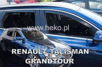 Ofuky oken Renault Talisman grandtour 4D 2016r =>, přední + zadní