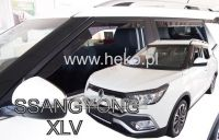 Ofuky oken Ssangyong XLV 5D 2016r =>, přední+zadní