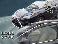 Ofuky oken Lexus RX 5D 2016r =>, přední