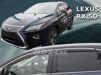 Ofuky oken Lexus RX 5D 2016r =>, přední+zadní 4ks