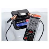 Tester autobaterie zátěžový LED 100A 12V
