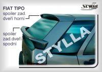 Zadní spoiler křídlo zadní střešní pro FIAT Tipo 88-1995r
