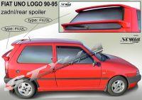 Spoiler zadních dveři horní pro FIAT Uno Logo 89-2000r