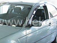 Plexi, ofuky BMW serie 3 E 46 4/5dv. 1998 =>, přední HDT