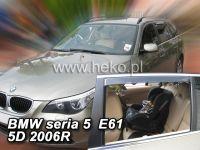 Ofuky oken BMW serie 5 E61 5D 2004R (+zadní) combi