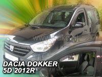 Ofuky oken Dacia Dokker 5D 2012r =>, přední