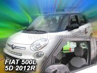 Ofuky oken Fiat 500L 5D 2012r =>, 2ks přední