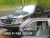 Ofuky oken Ford F-150 XLT 2D 99-2003r =>, 2ks přední