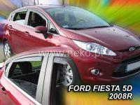 Ofuky oken Ford Fiesta 5D 2008 =>, přední + zadní