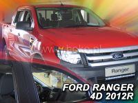 Ofuky oken Ford Ranger 4D 2012r =>, 2ks přední