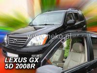 Ofuky oken Lexus GX 5D 04-2009R USA, 2ks přední