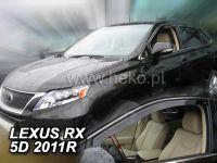 Ofuky oken Lexus RX 5D  (AL10) 2010r =>, 2ks přední