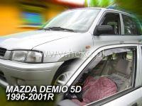 Plexi, ofuky MAZDA Demio, 5D, 1996-2001r, přední HDT