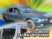 Ofuky oken Mitsubishi Galant EOA 4D 1997->2003r sedan, 4ks přední+zadní