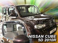 Ofuky oken Nissan Cube 5D 2010r =>, 2ks přední