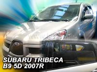 Ofuky oken Subaru Tribeca B9 5D 2005r =>, 4ks přední+zadní