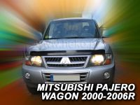 Lišta přední kapoty MITSUBISHI Pajero Wagon 2000r HDT