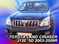 Lišta přední kapoty přesná Toyota Land Cruiser J120 2003-2009r 5D