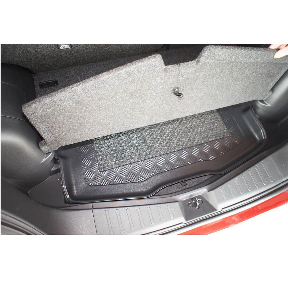 HDT Nissan Note E12 5D 10/13R htb pohyblivá podlaha